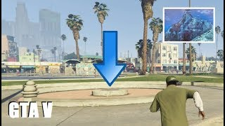 Secret Message Leads to the END of the Hidden Maze! (GTA 5 Jetpack / Chiliad Mystery)