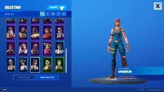 Selling my fortnite account insta is use3429 READ DESCRIPTION