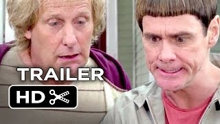 Dumb and Dumber To Official Trailer #1 (2014) - Jim Carrey, Jeff Daniels Movie HD