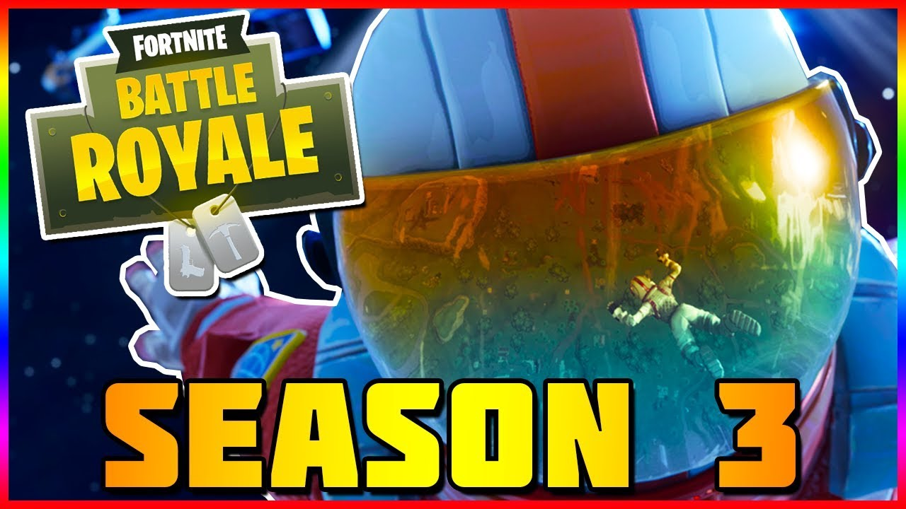 Season 3 Battle Pass New Skins 100 Tiers New Items More