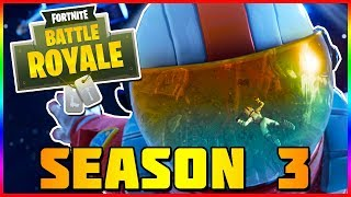 SEASON 3 BATTLE PASS | NEW SKINS, 100 TIERS, NEW ITEMS & MORE | Fortnite Battle Royale