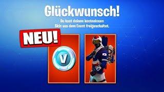 Get FREE V-BUCKS & RARE SKI SKIN! - Fortnite Battle Royale | The Fruit Dwarf