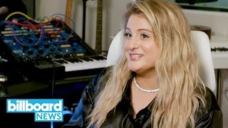 Download Song Meghan Trainor Admits Nicki Minaj Is a Monster on New Collab Nice to Meet Ya Billboard News MP3