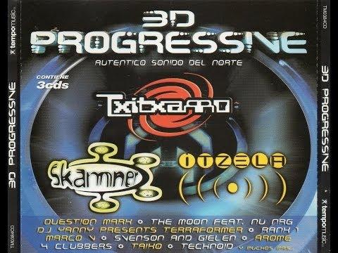 3D Progressive Itzela - Dj's Thomas Totton & Jesús Varela - 2002