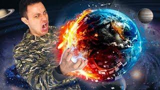 Luisito Rey Destruye el Planeta ♛