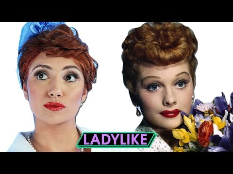 Thumbnail: Women Get Transformed Into Their Idols • Ladylike