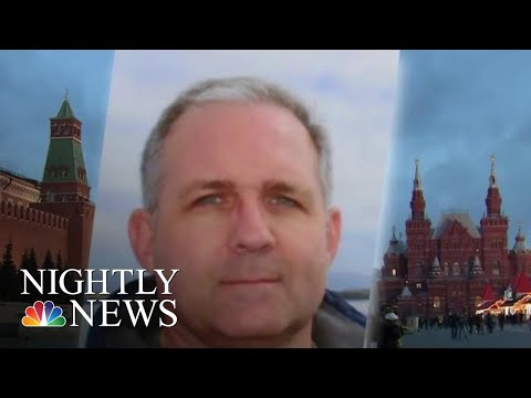 U.S. Official Visit American Detained In Russia | NBC Nightly News