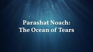 Parashat Noach 5782: The Ocean of Tears
