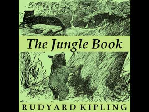 The Jungle Book by Rudyard KIPLING read by Meredith Hughes | Full Audio Book