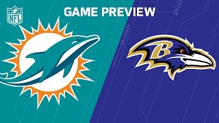 Dolphins vs. Ravens (Week 13 Preview) | Move the Sticks | NFL