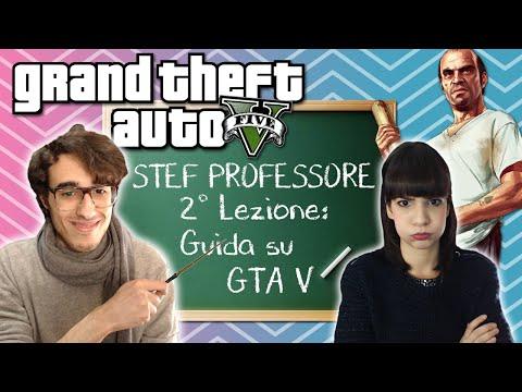 Gta 5 Gameplay ITA - Sumo Con Le Macchine! - Stef Professore