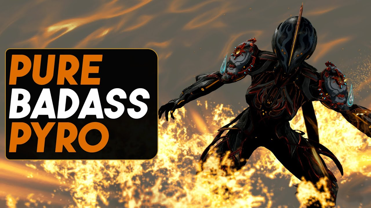 Warframe: Pyro QUEEN Ember - The SpectroFlame Combo