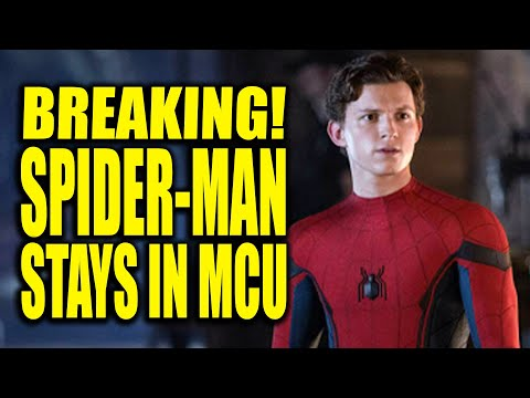 Garrison King - Spider-Man is Coming Back to Theaters!