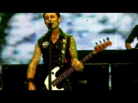 Green Day @ Japan (HD) - Static Age (Awesome As F**k)