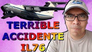Video ¡TERRIBLE ACCIDENTE DE UN IL76! (#105) download MP3, 3GP, MP4, WEBM, AVI, FLV Juni 2018