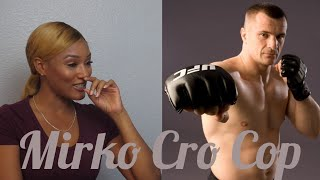 New MMA Fan Reacts to Mirko Cro Cop, UFC/MMA Knockout Highlights Reaction