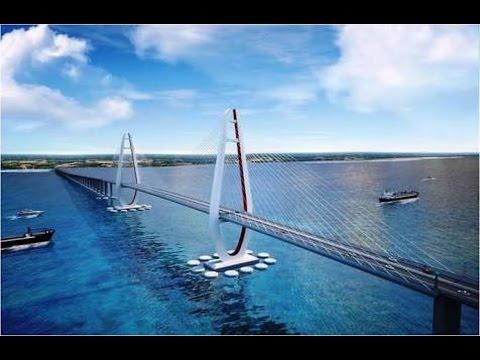Jembatan Batulicin - Kotabaru (Batulicin-Kotabaru Bridge)
