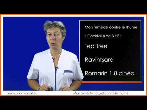 Rhume : mon remède naturel de pharmacienne