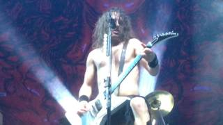 Airbourne - Rivalry Live @ Hartwall Arena, Helsinki 24/10/2016