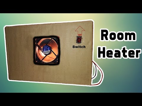 How to Make Room Heater at a Very Low Cost