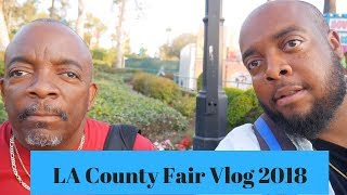 la county fair vlog