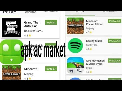 Descargar apk ac market todo gratis
