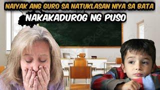 PAANO NABAGO NG GURO ANG BUHAY NG ISANG BATA ? I TEDDY STALLARD STORY