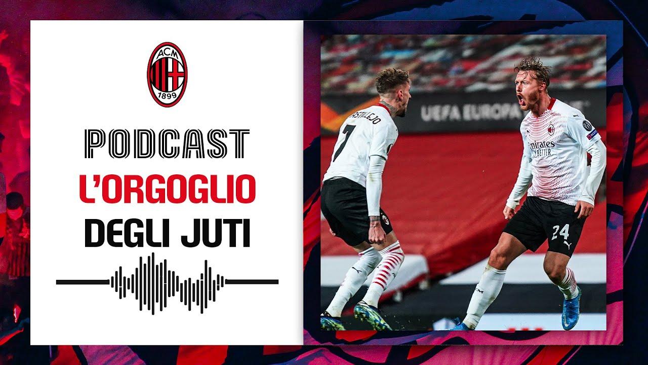 Podcast   L'orgoglio degli Juti