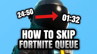 HOW TO FIX FORTNITE QUEUE SEASON 7! CANT LOGIN HOW TO FIX!