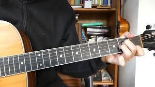 Radiohead - Man Of War (Guitar Lesson)