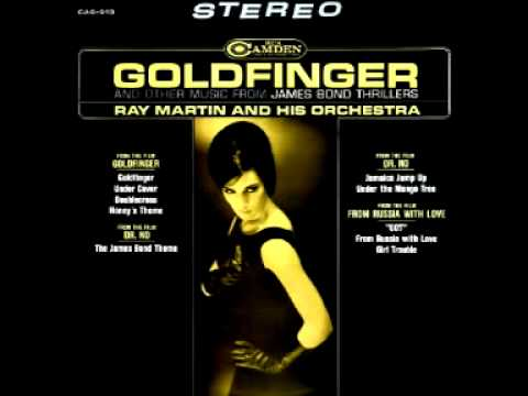 Ray Martin - The James Bond Theme (Monty Norman)