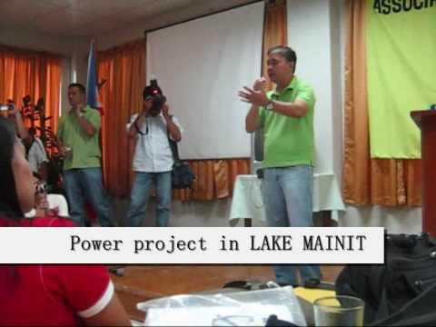 Joey de Venecia - AIM Mindanao ECs