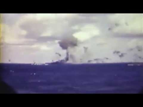 Japanese Air Attack On Task Force, 03/05/1945 - 03/18/1945 (full)