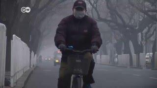 أول إنذار أحمر لمواجهة الضباب الدخاني في بكين | الأخبار