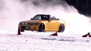 CWSCC Wisconsin Snow and Ice Rallycross! - BoostedFilms