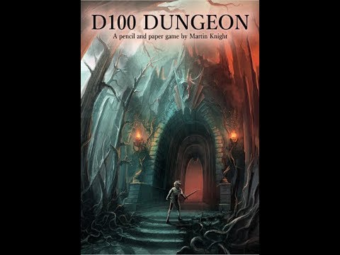 Rob Plays D100 Dungeon - LIVE!!!!!