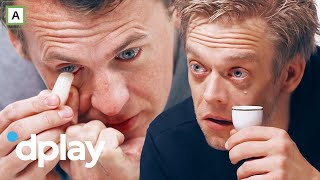 Taskmaster | Collect the most tears in an egg cup | TVNorge