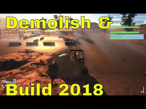 Demolish & Build 2018 - Demolition simulator - Demolish & Build 2018 tutorial and getting started