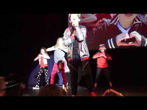MattyB - You Make My Heart Skip (Live in Boston)