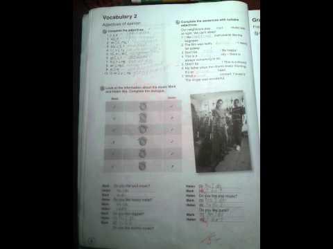 Гдз по Английскому языку Рабочая тетрадь 7 класс И.B.Ларионова