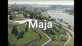 #ESADEstories - Maja Uzelac from L'Oreal