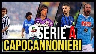 Tutti I Capocannonieri Della Serie A Negli Ultimi 50 Anni