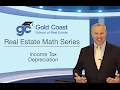 Income Tax Depreciation - Real Estate Math (9 of 18)