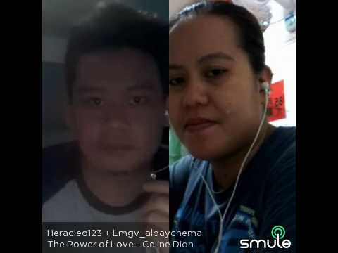 The  Power  of  love  cover  by  chema  albay  and  friend  in  smule