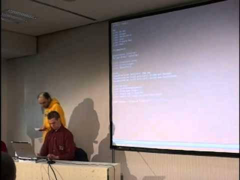 23C3: Barrierefreies Web (de)