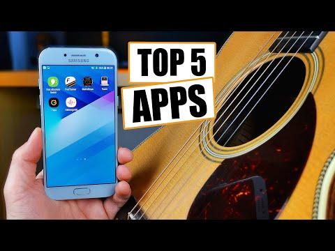 5 Top Apps Für Gitarristen 2020 Youtube