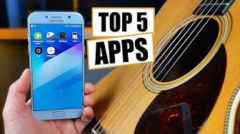 5 Top Apps für Gitarristen (2020)