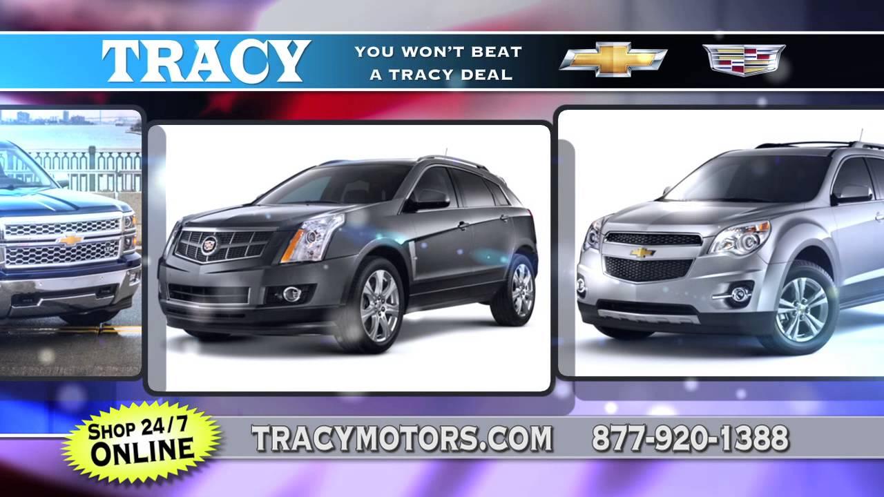 Tracy Chevrolet Cadillac TrucksSUVs