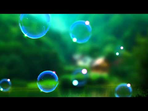 Video Background HD-Bubble Animation Video! As Realistic!