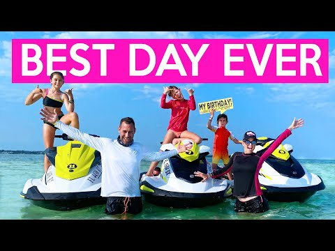 FLORIDA KEYS ADVENTURE! Jet Skis / Islamorada Sandbar- FAMILY TRAVEL VLOG